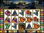 caça niqueis Aztec's Treasure RealTimeGaming