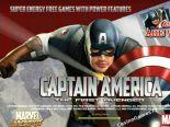 caça niqueis Captain America Playtech