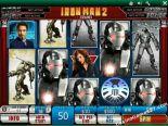 caça niqueis Iron Man 2 Playtech