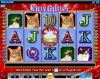 caça niqueis Kitty Glitter IGT Interactive
