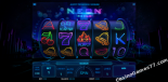 caça niqueis Neon Reels iSoftBet