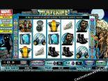 caça niqueis Wolverine CryptoLogic
